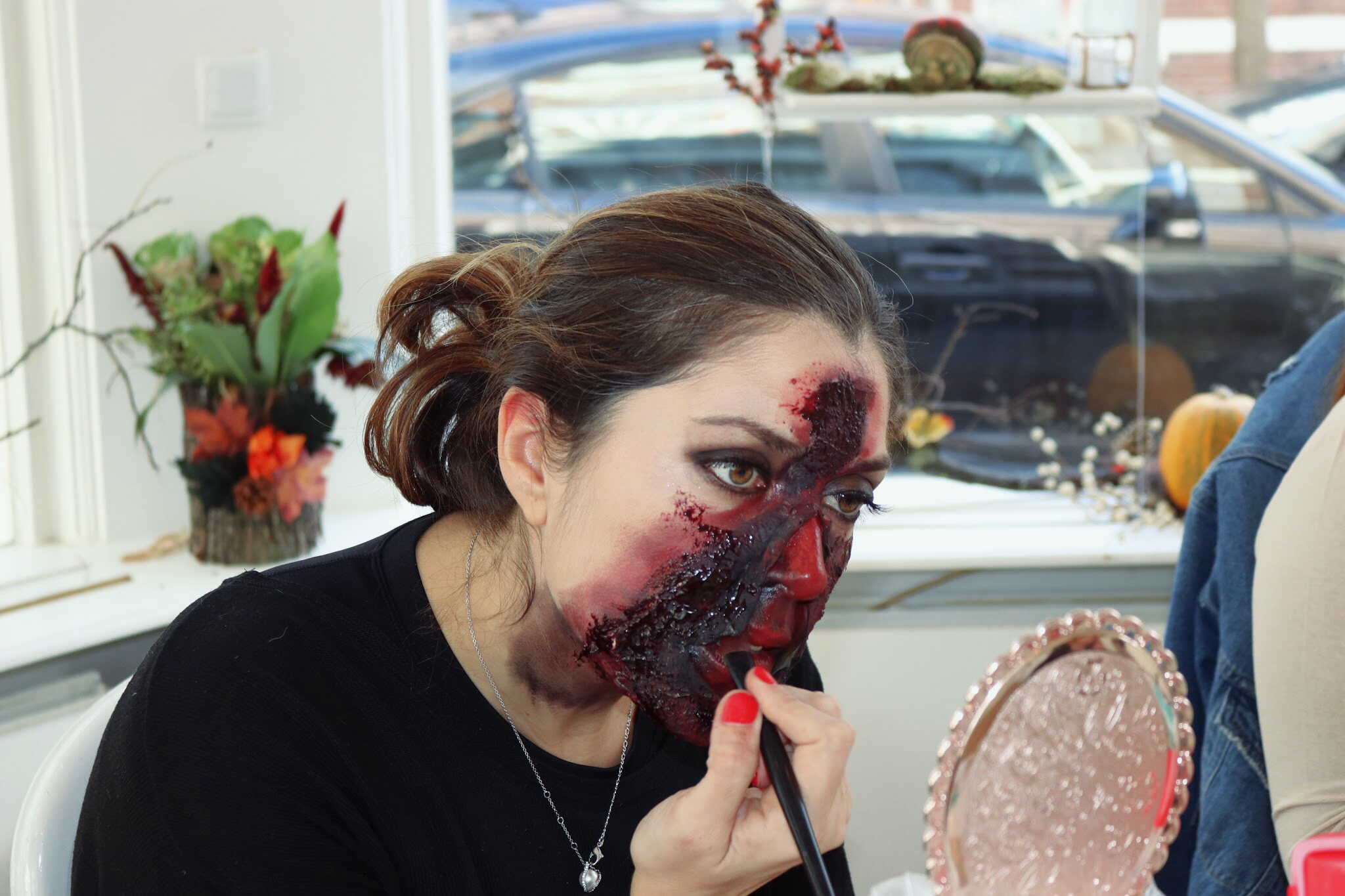 Makeup Artist Course Halloween