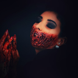 Makeup Artist Course Halloween