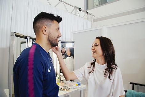 Glamour Makeup - WIX - Manchester City FC