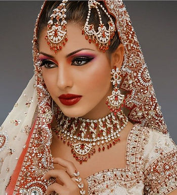 Arabic Bollywood Bridal Makeup Course