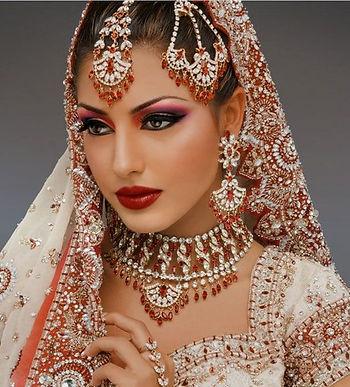 Arabisch Bollywood Make-up cursus