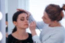 Makeup student
