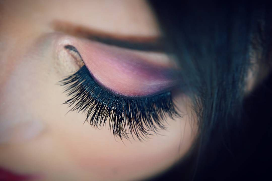 Makeup Artist Course Fake Eyelashes
