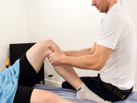5 reasons why regular Sports Massage should be part of your training regime