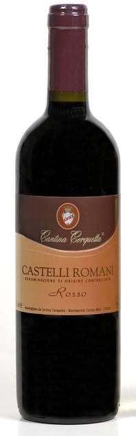 CASTELLI ROMANI DOC ROSSO