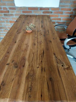 Rustic Oak Table