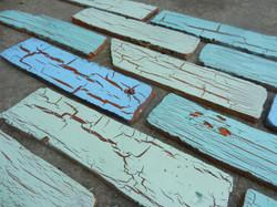 Crackle Glazed Tiles