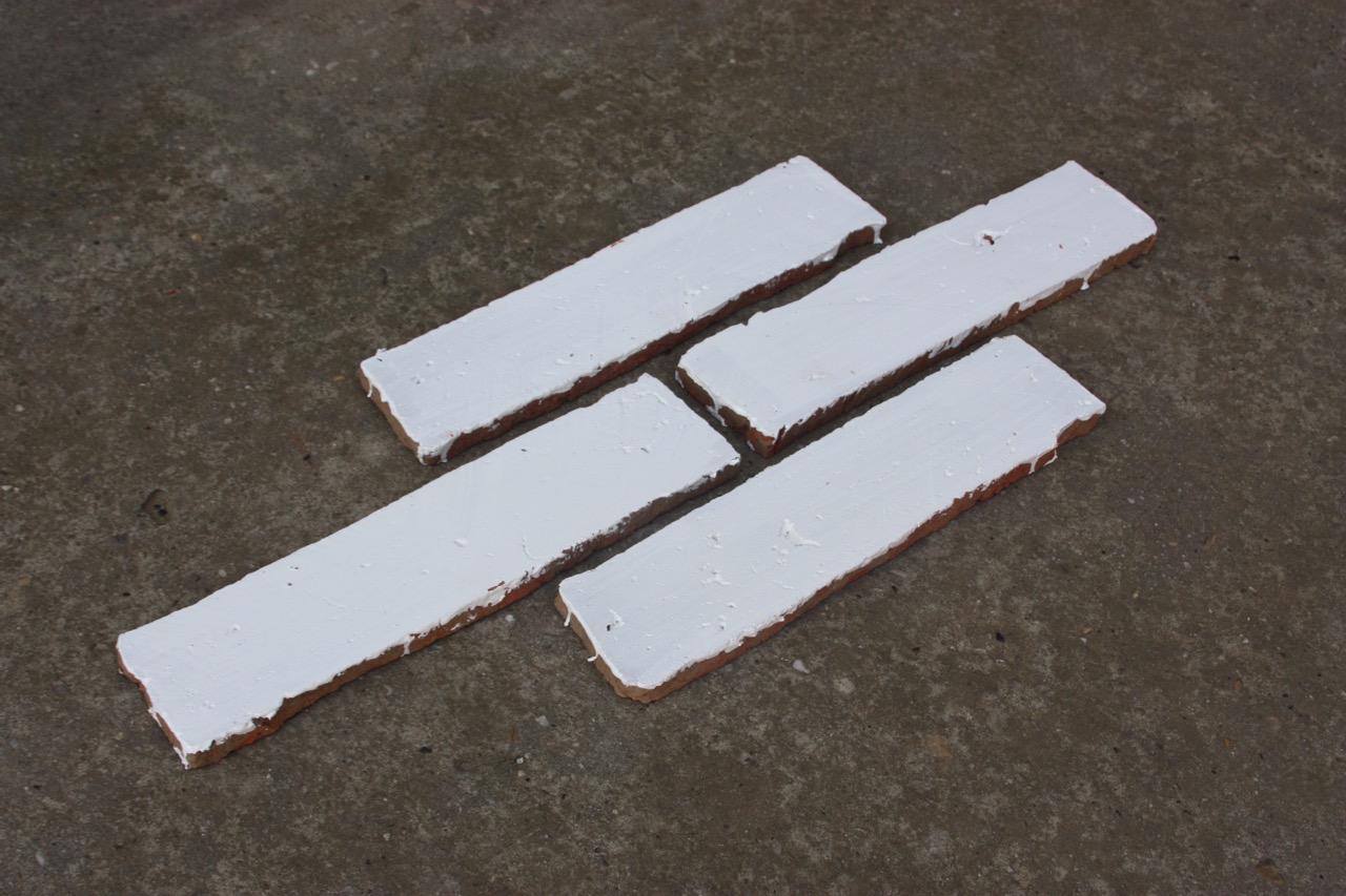 Glazed White tiles
