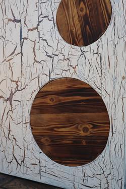 Wood Circle Inserts