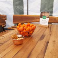 Barn Wood Oak Tables