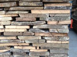 Original Oak floorboards