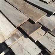 Oak Original floorboards