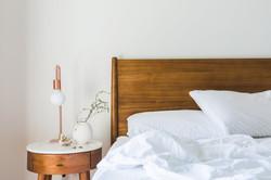 reclaimed bed frame