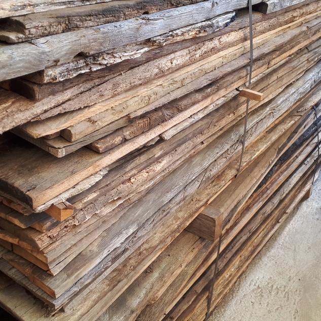 oak fascias