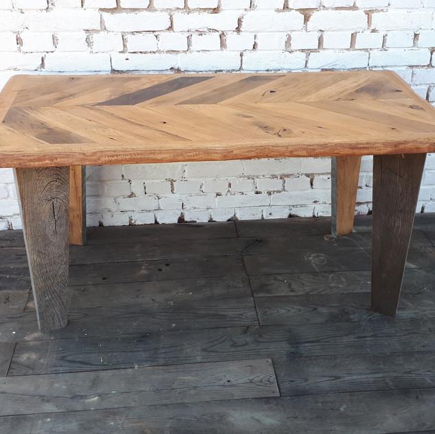 Chevron Table