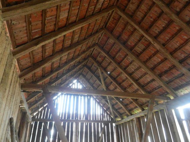Very tall barn