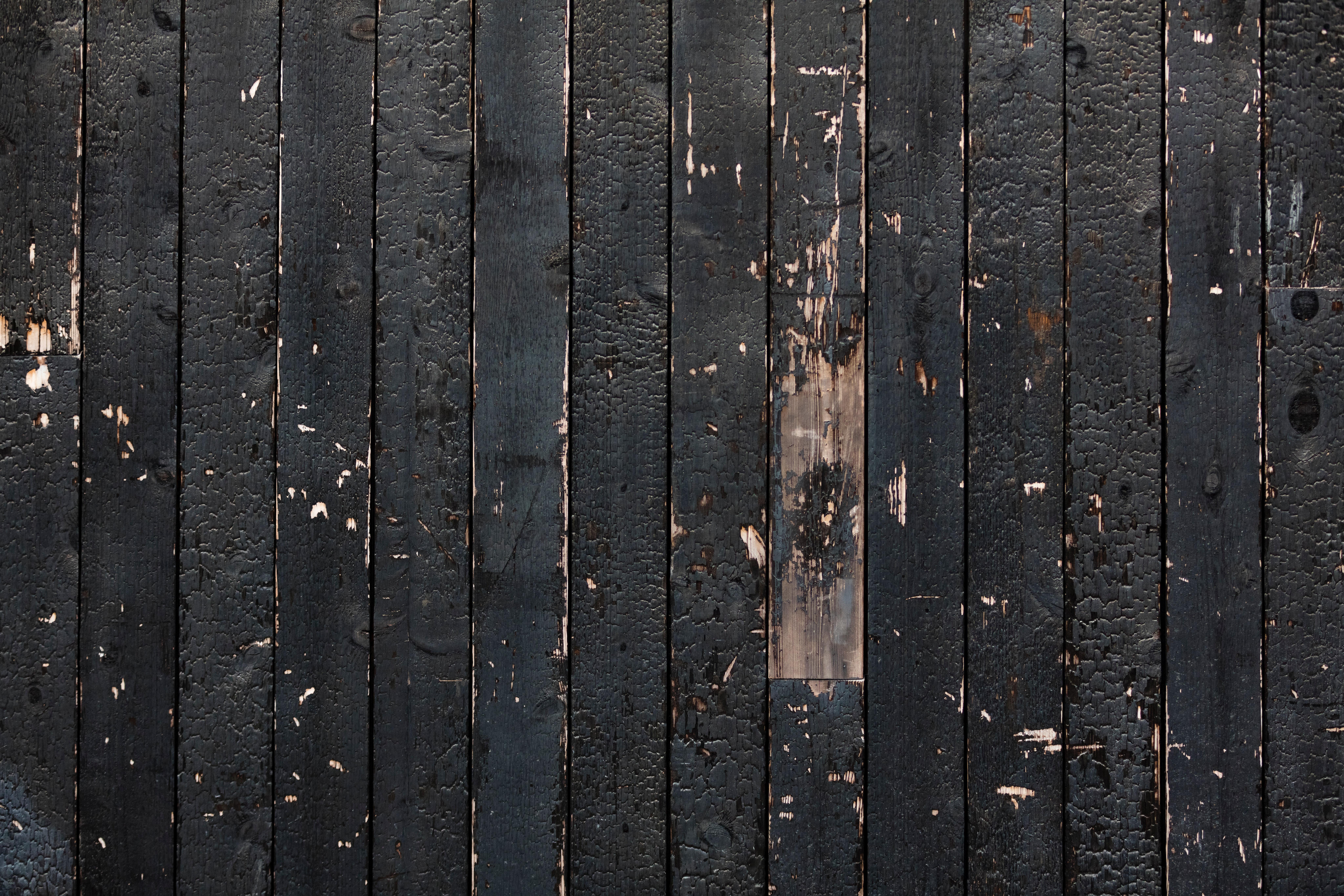 Shou Sugi Ban Wall Cladding