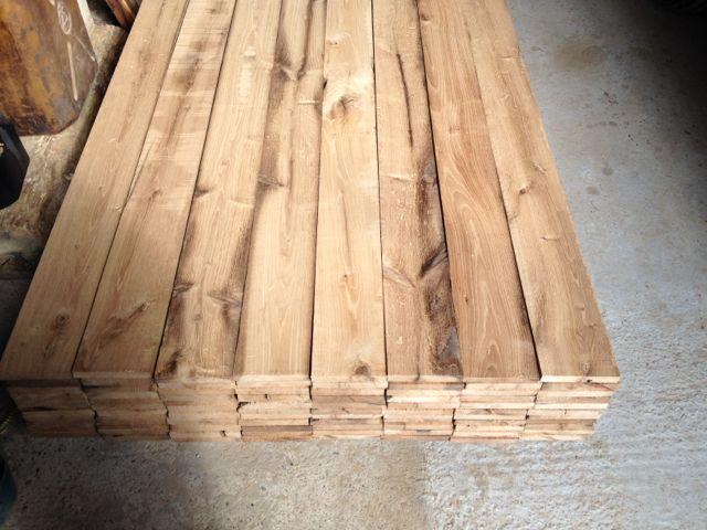 Rustic Oak Flooring