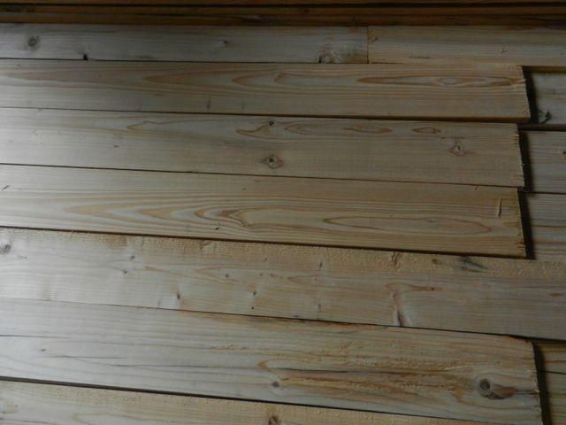 Solid Pine Flooring