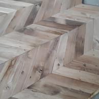 Chevron Herringbone flooring