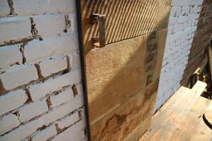 Chunky Barn Oak Sliding Barn Door