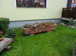 Brick Tiled planter