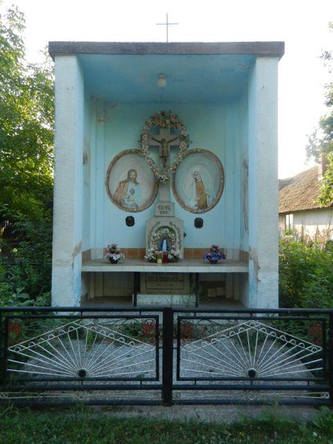 Small shrine church