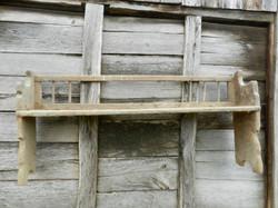 Vintage old bench