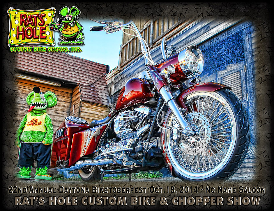 Rats Hole Custom Bike Shows