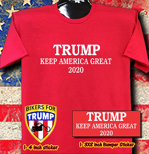 Keep America Great Combo (Red)
