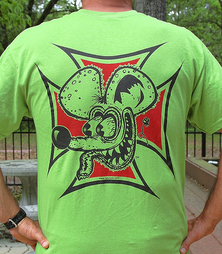 Rat-7 Rat's Hole King of Customs Green