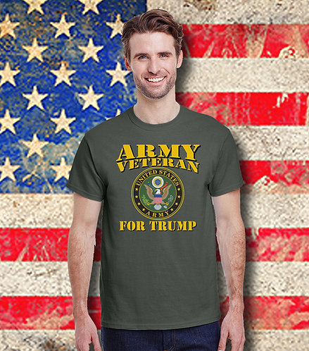 Army Veteran for Trump