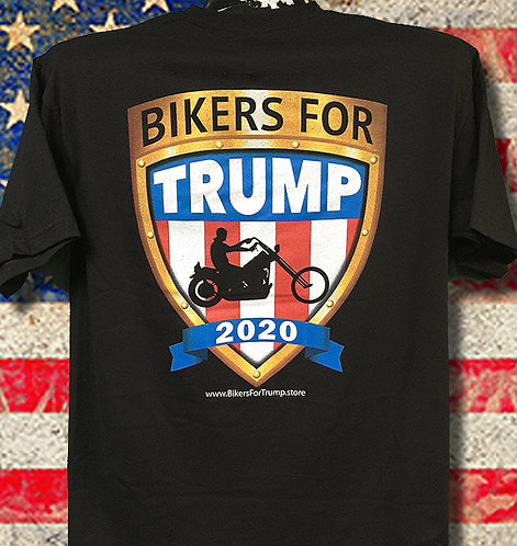 2020 Bikers for Trump (Black)