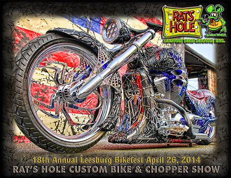 Rats Hole Custom Bike Shows