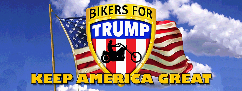 Bikers for Trump American Flag.png