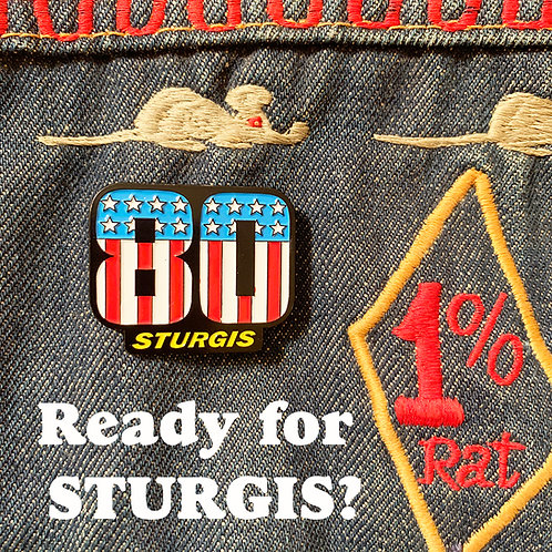 Sturgis 80th Anniversary