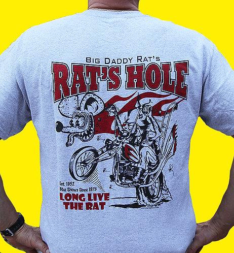 Rat-9 Rat's Hole Ash 1969 Tuff Shirt