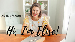 Elise's Edits | Why Find Your Own Writer When Google Can do it for You? (Or Can It?)