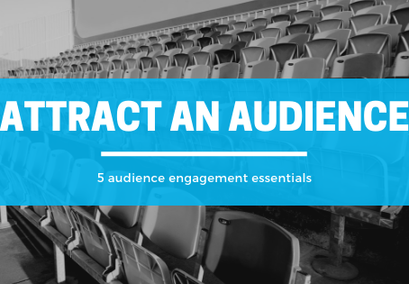 Elise's Edits | 5 Tips to Attract an Audience