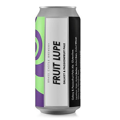 Brass Castle - Fruit Lupe (Galaxy / Passionfruit) 4.8%