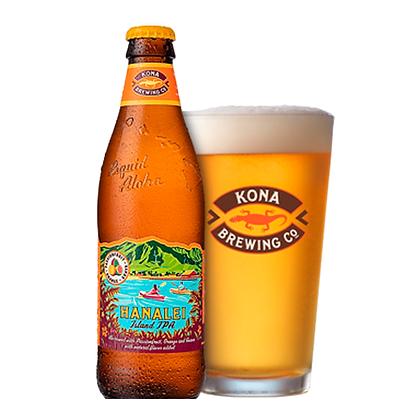Kona - Hanalei IPA. 4.5%