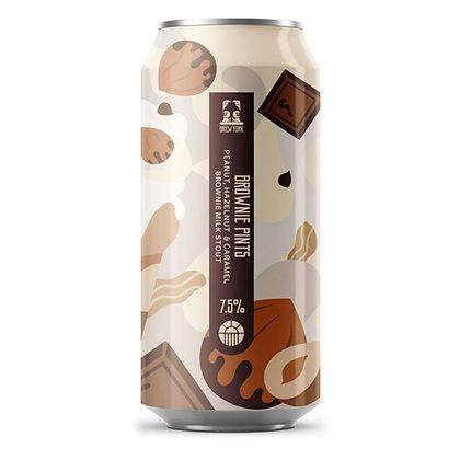 Brew York - Brownie-Pints