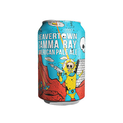 Beavertown - Gamma Ray. 5.4%