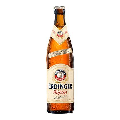 Erdinger -Weisse. 5.3%