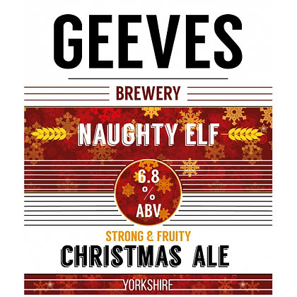 Geeves - Naughty Elf