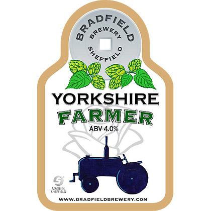 Bradfield - Yorkshire Farmer. 4%
