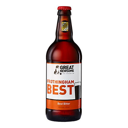 Great Newsome - Frothingham Best. 5%