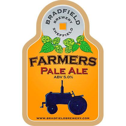 Bradfield - Farmers Pale Ale. 5%