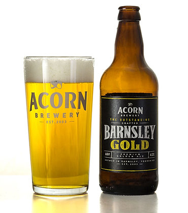Acorn Brewery - Barnsley Gold