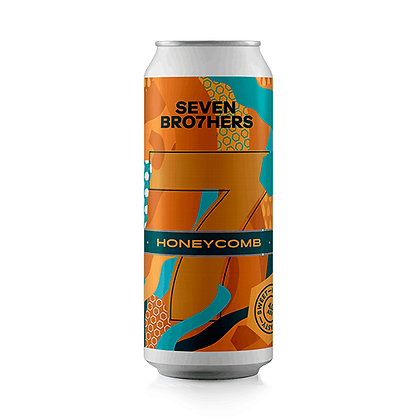 Seven Brothers - Honeycomb Pale Ale. 4%